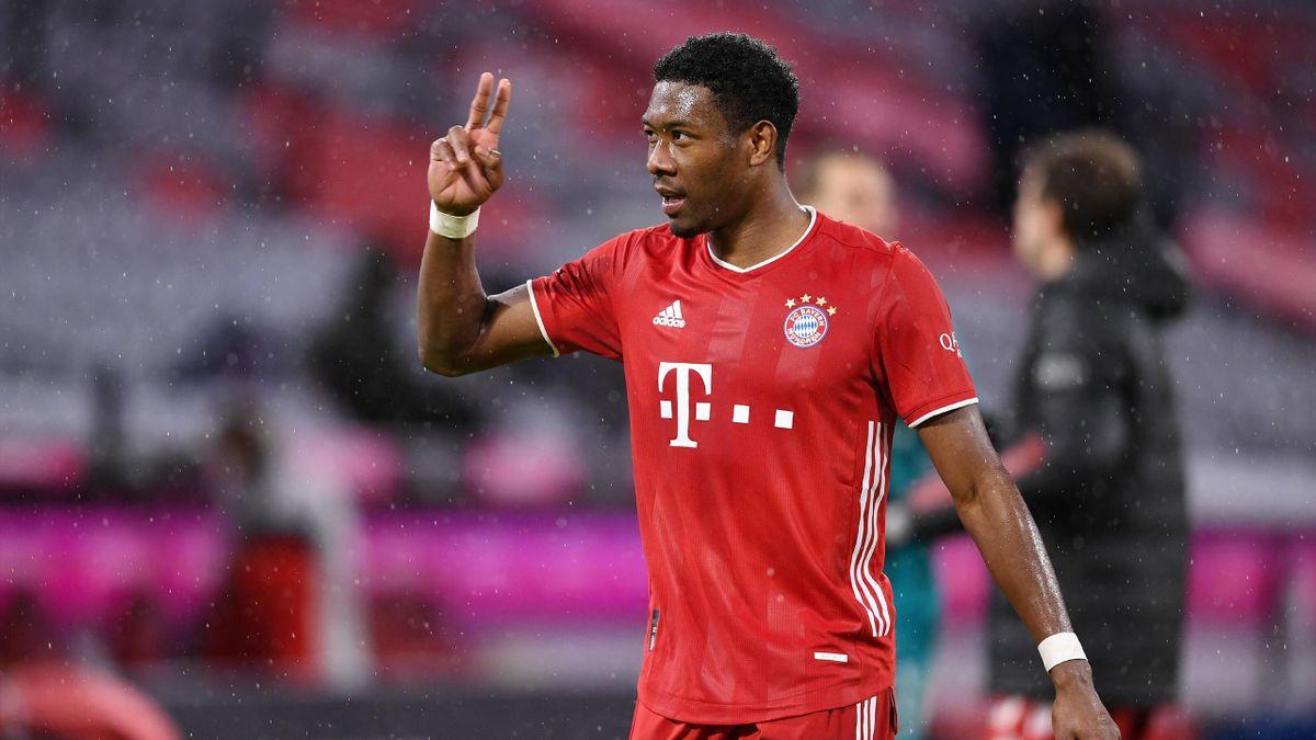 David Alaba verlässt den FC Bayern München nach 13 Jahren