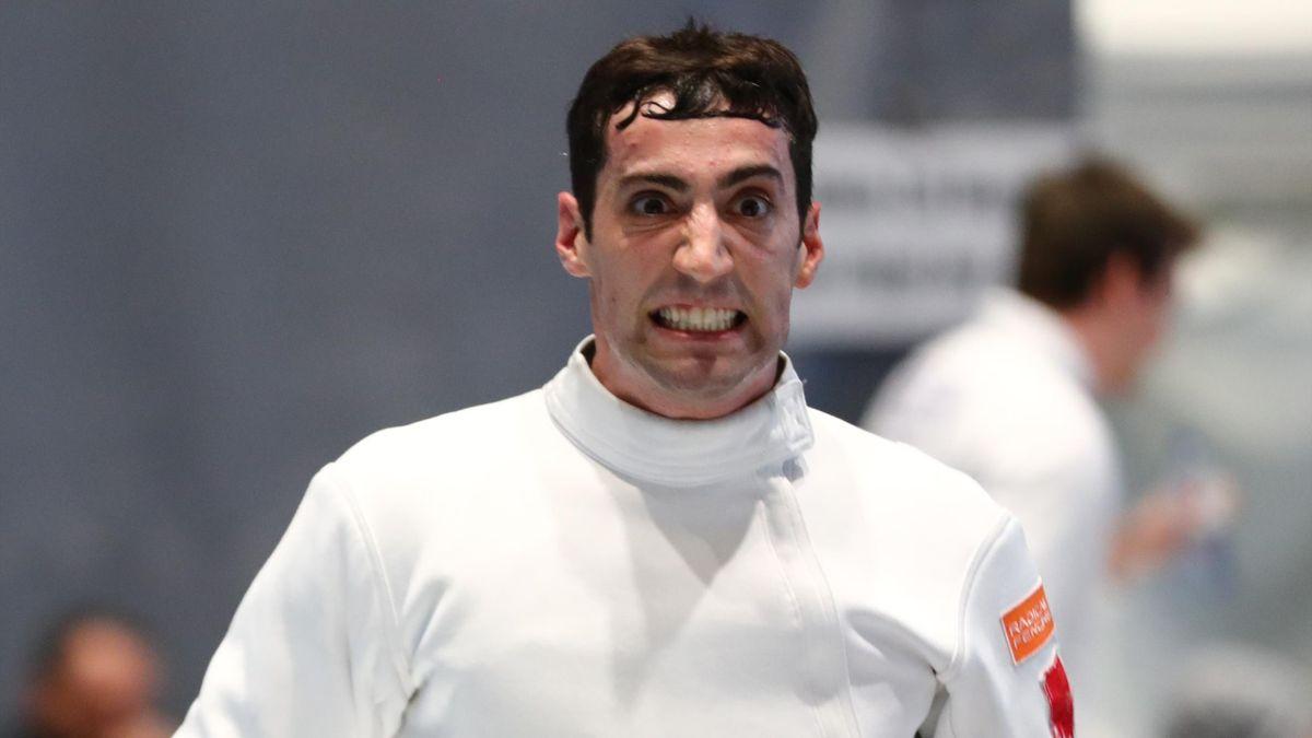 Tokyo 2020 - schermen: Team USA baart opzien met slechts drie roze mondmaskers