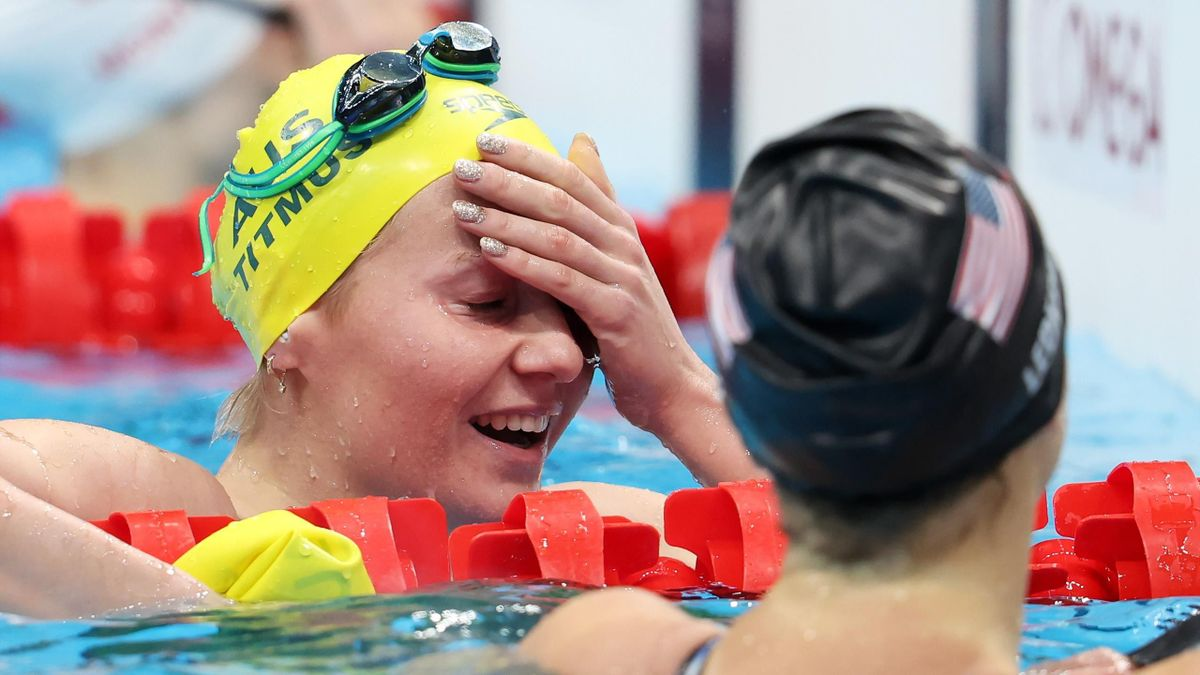 'That is unbelievable!' - Titmus stuns Ledecky to win 400m freestyle