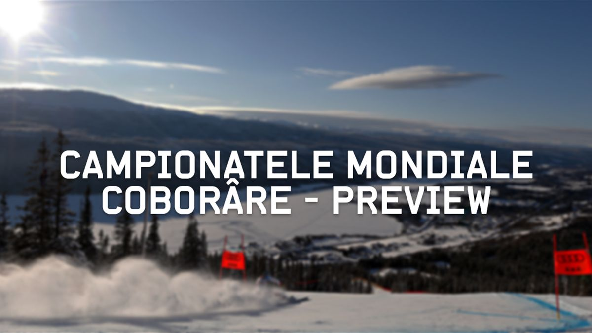 Alpine Ski World Championships - Downhill Preview