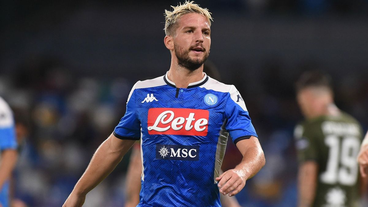Dries Mertens (Naples)