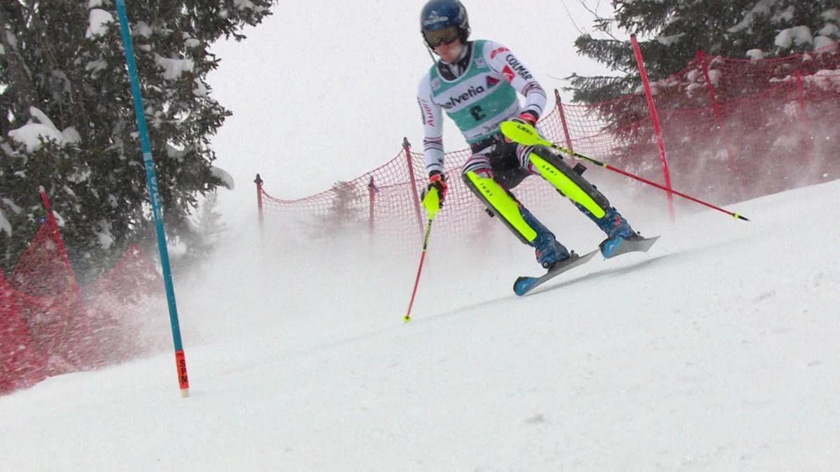 Le final stratosphérique de Noël n'a pas effacé un haut hésitant : sa 2e place en slalom