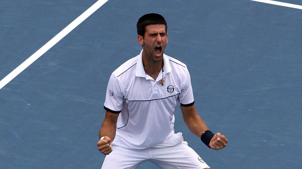 Novak Djokovic - Roger Federer US Open 2011