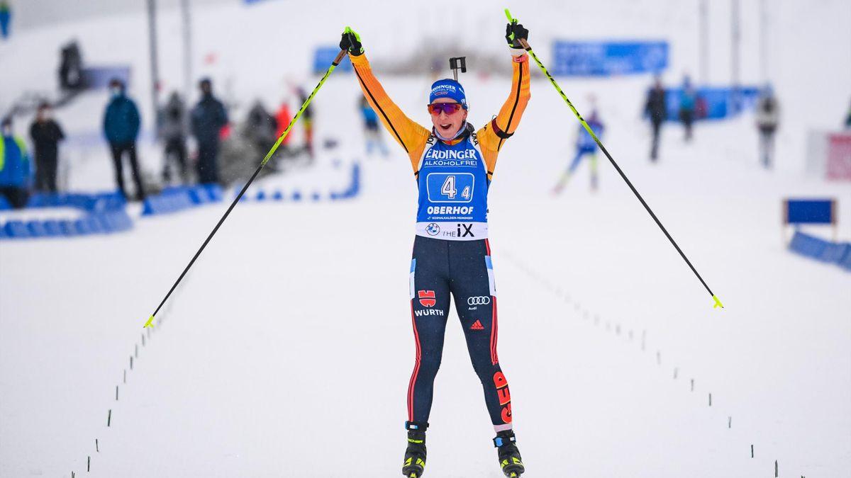 Franziska Preuß | Biathlon | ESP Player Feature