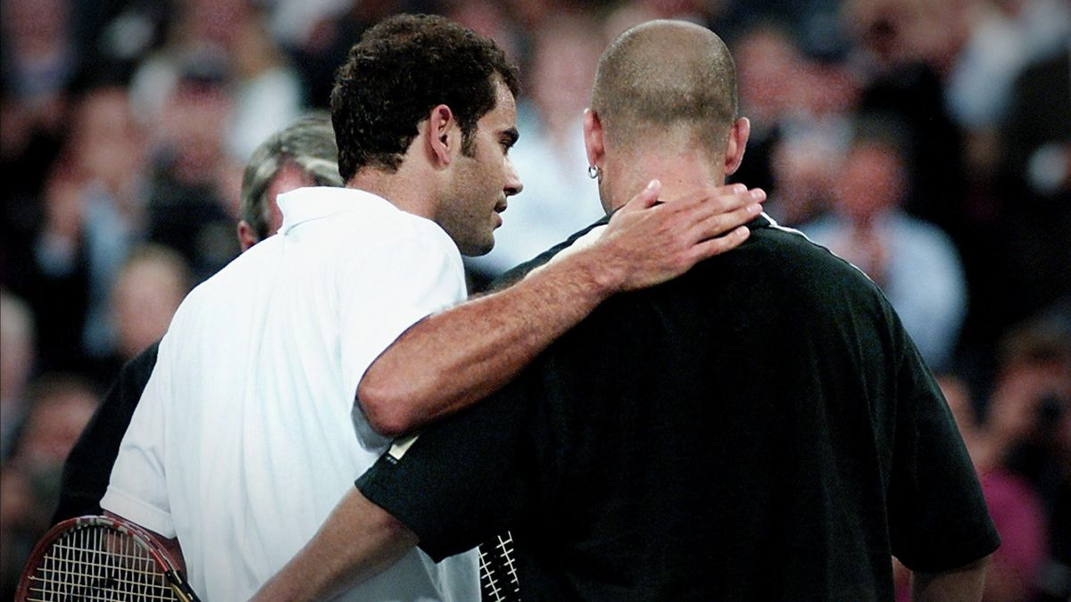 US Open 2001 : Sampras - Agassi, le chef-d'oeuvre absolu.
