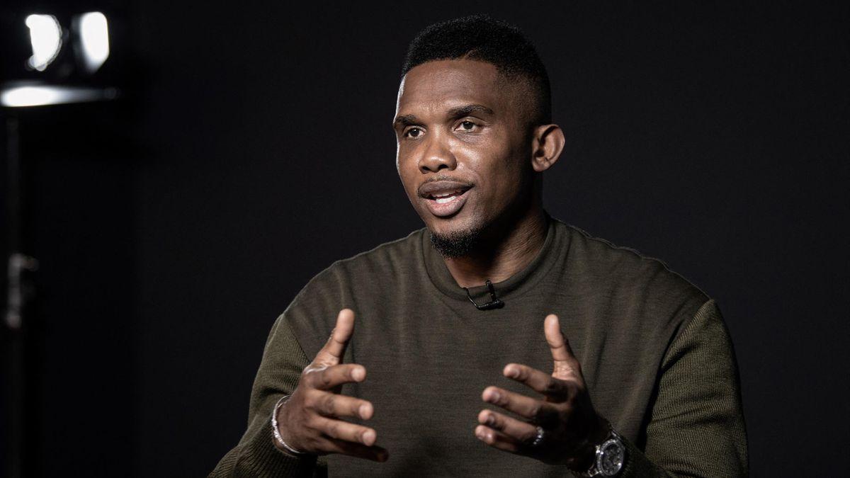 Samuel Eto'o will den Fußball in Kamerun neu aufstellen