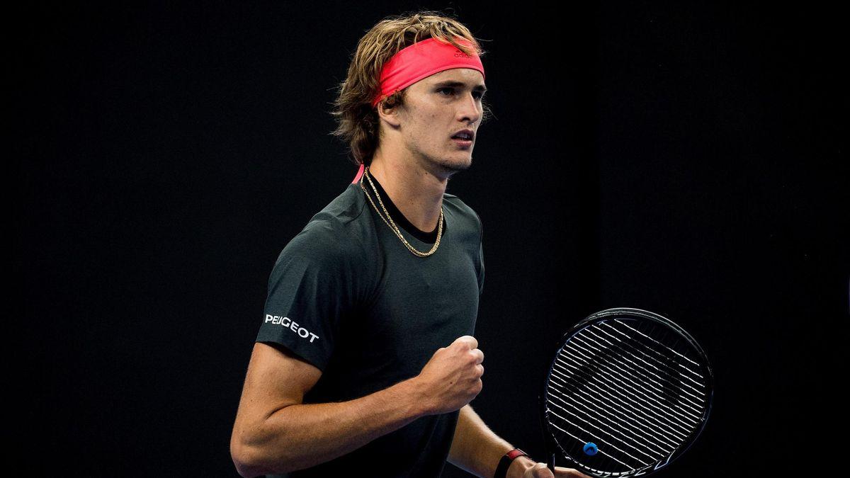 ATP Peking: Alexander Zverev