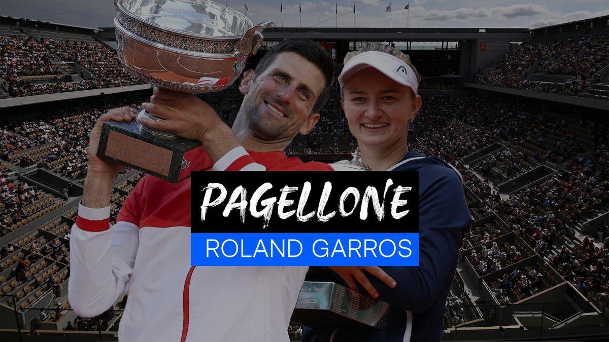 Pagellone Roland Garros 2021