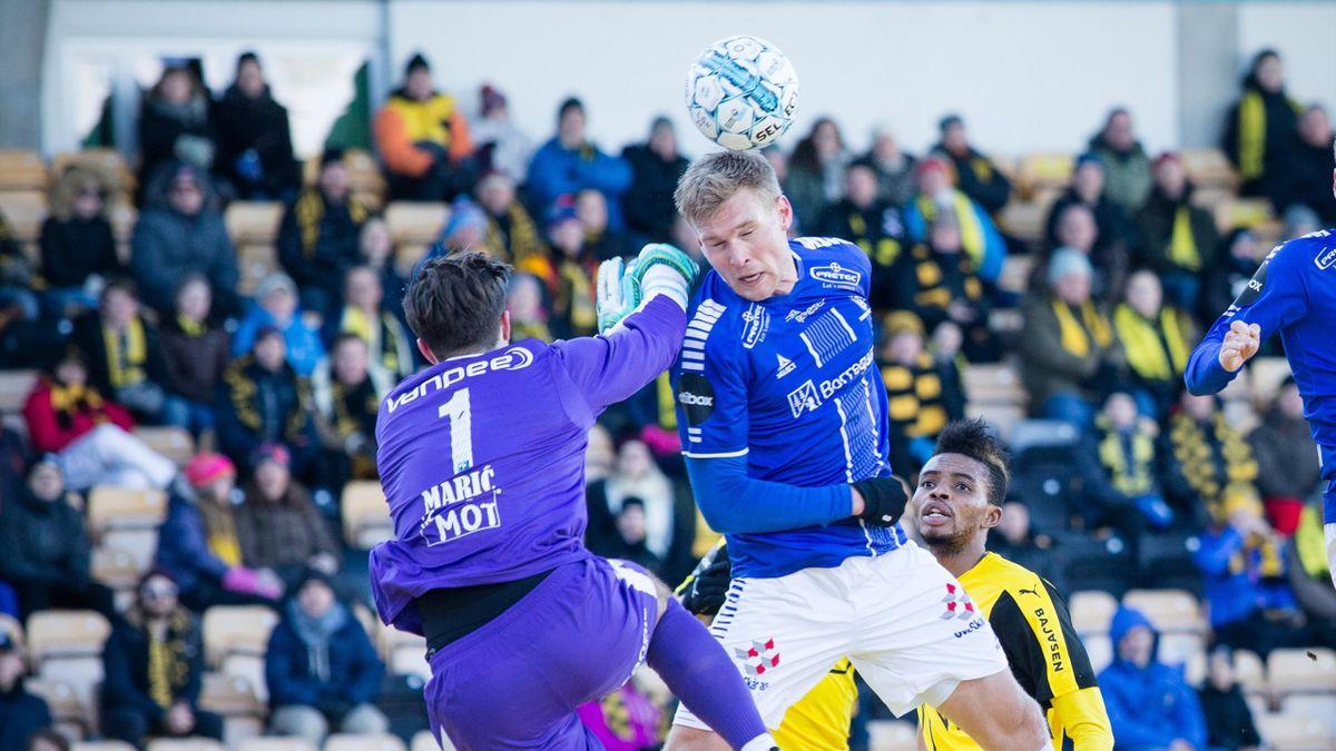 Sarpsborg 08s Joonas Tamm