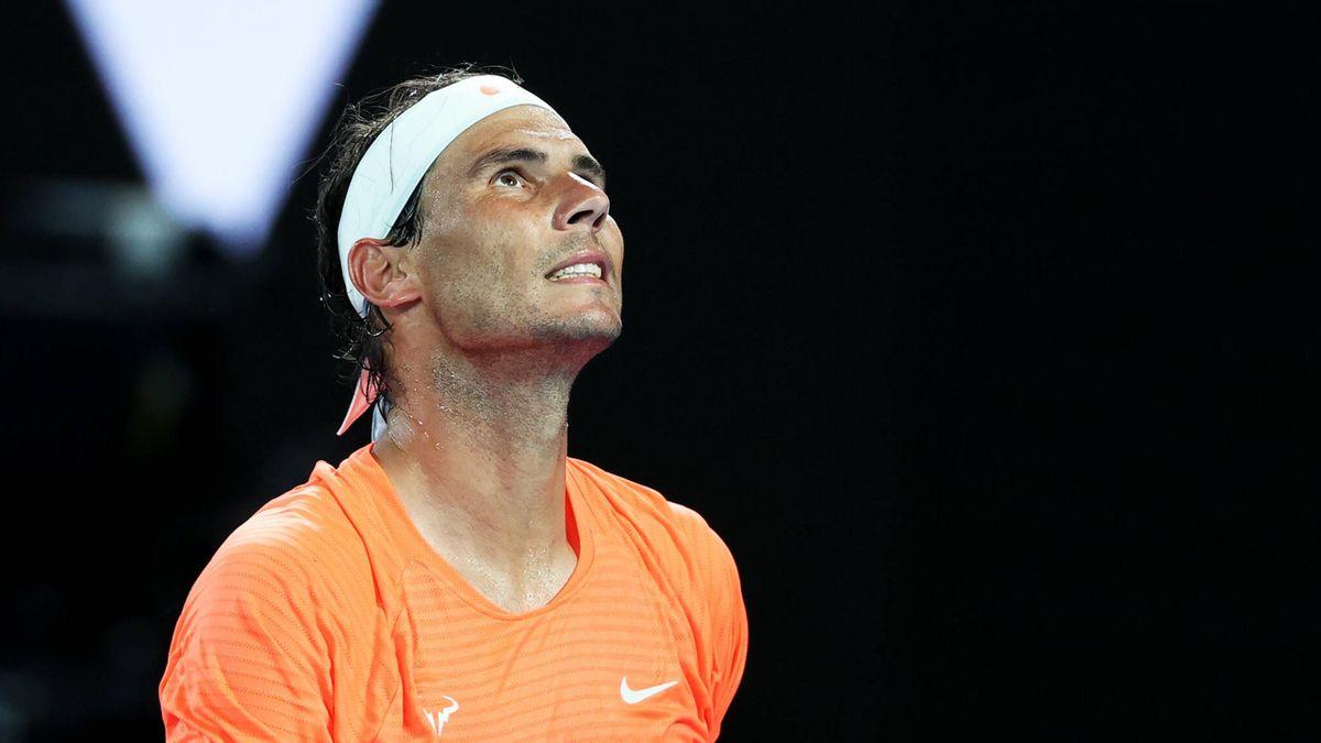 Rafael Nadal bei den Australian Open 2021
