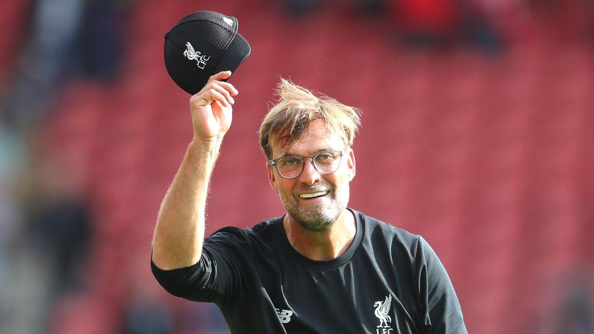 Jürgen Klopp, managerul lui Liverpool