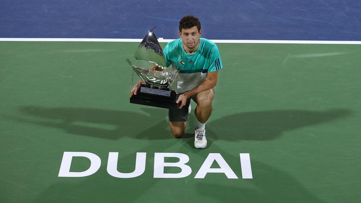 Аслан Карацев, Россия, ATP 500 Дубай