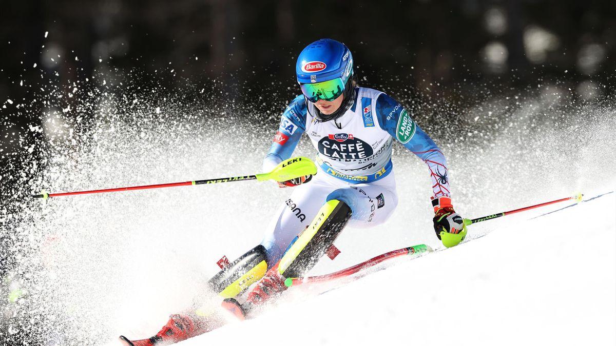 Mikaela Shiffrin | Alpine Skiing Slalom | ESP Player Feature