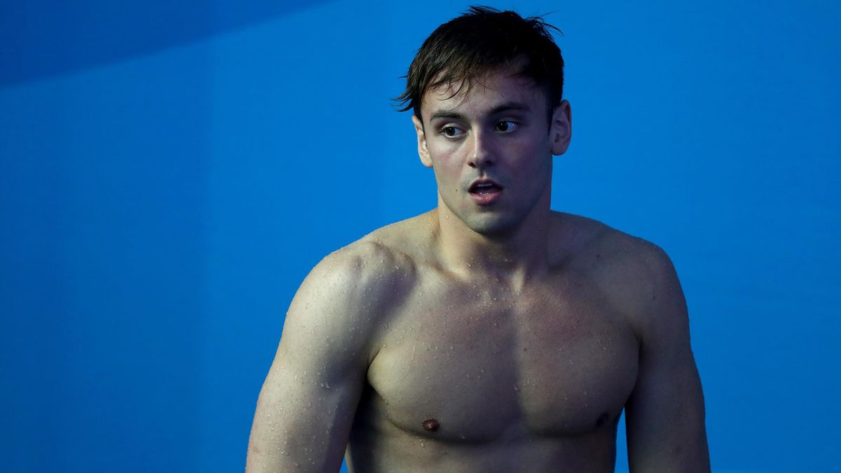 Tom Daley will be going for a third Olympic medal in Tokyo