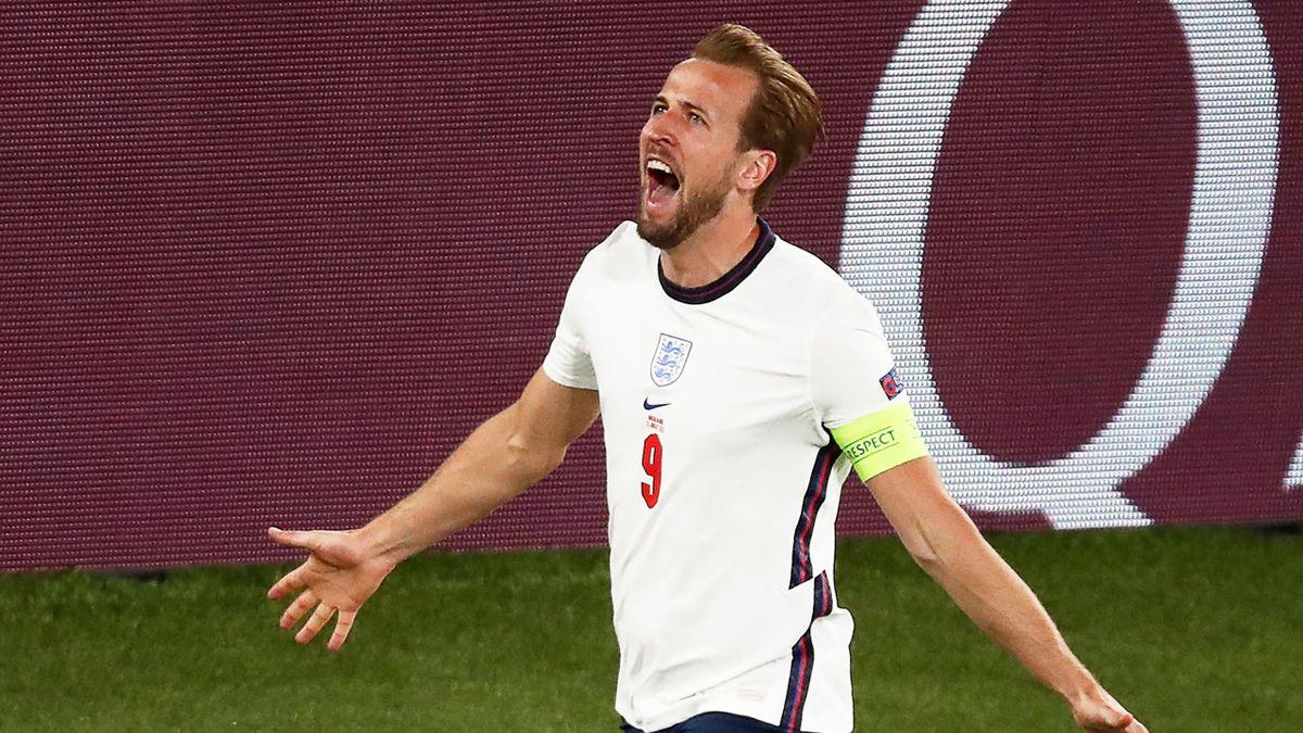 Harry Kane brachte England gegen die Ukraine auf die Siegerstraße