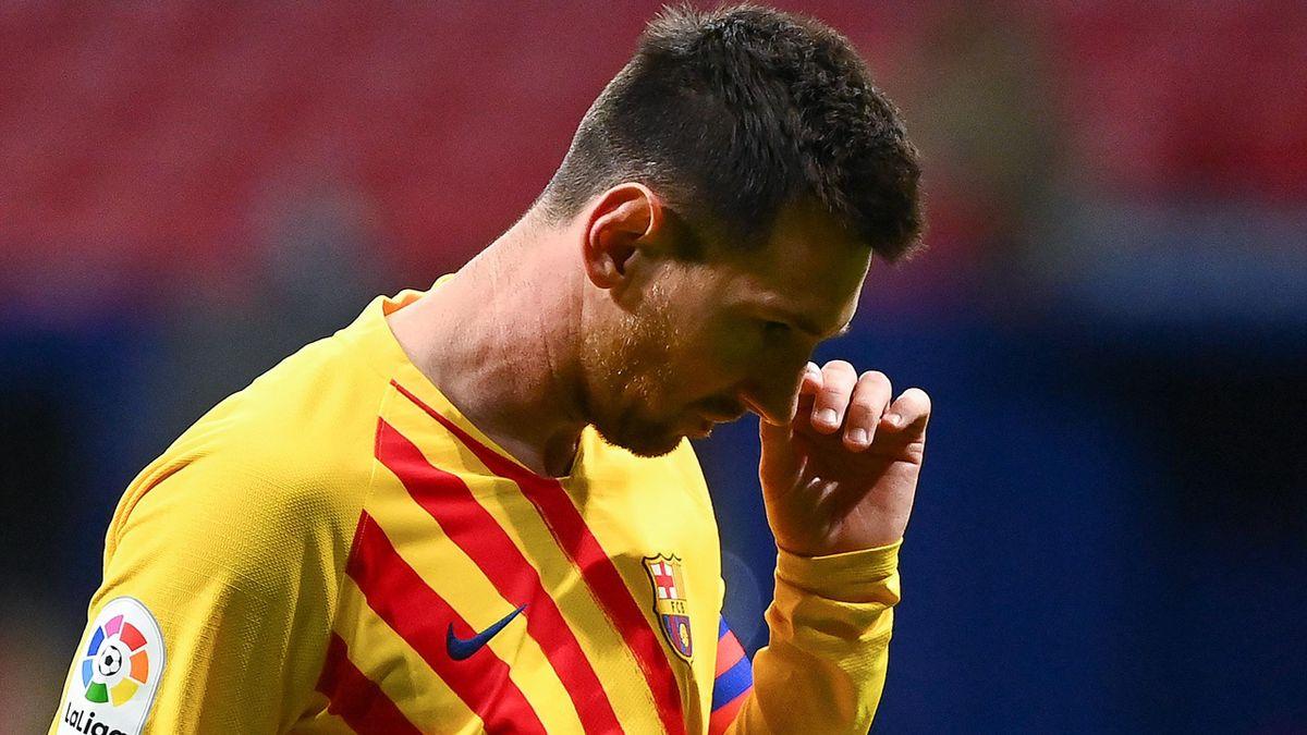 Lionel Messi et le Barça sont passés à côté face à l'Atlético