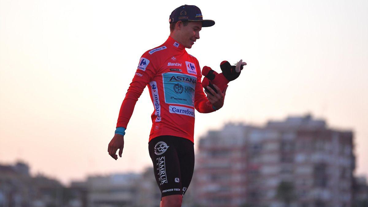 Miguel Angel Lopez, Astana - Vuelta 2019 - Getty Images