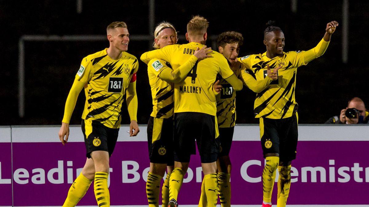 Borussia Dortmund II spielt in der kommenden Saison in der 3. Liga