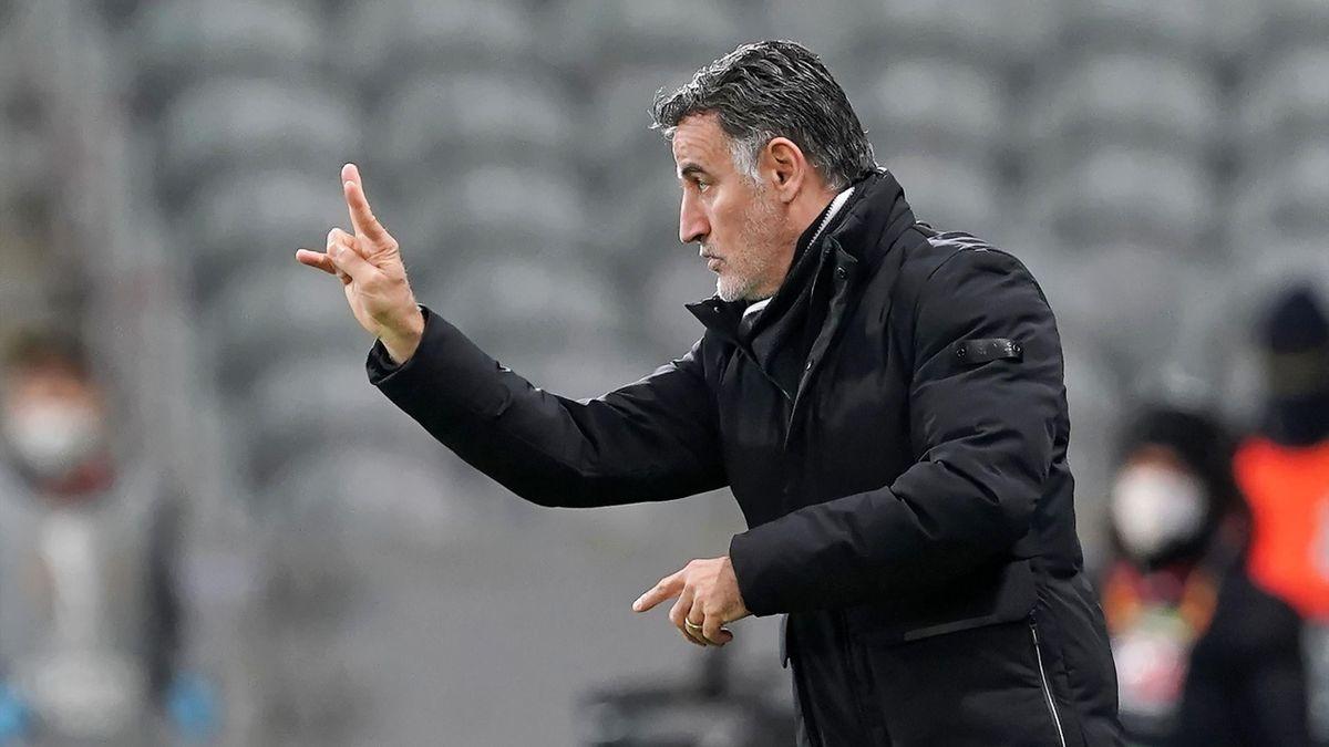 Christophe Galtier ne l'affiche pas encore totalement, mais il vise le titre en Ligue 1 avec le LOSC