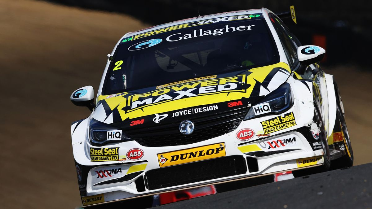 Tom Chilton triumphiert