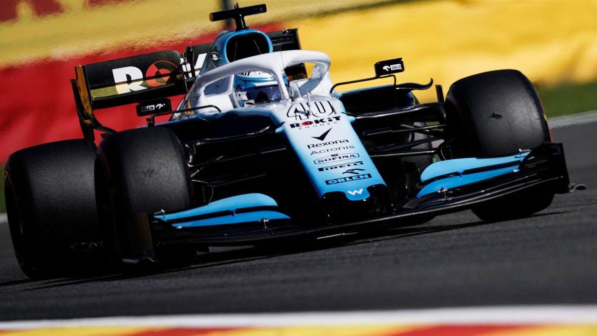 Nicholas Latifi (Williams) - GP of Belgium 2019