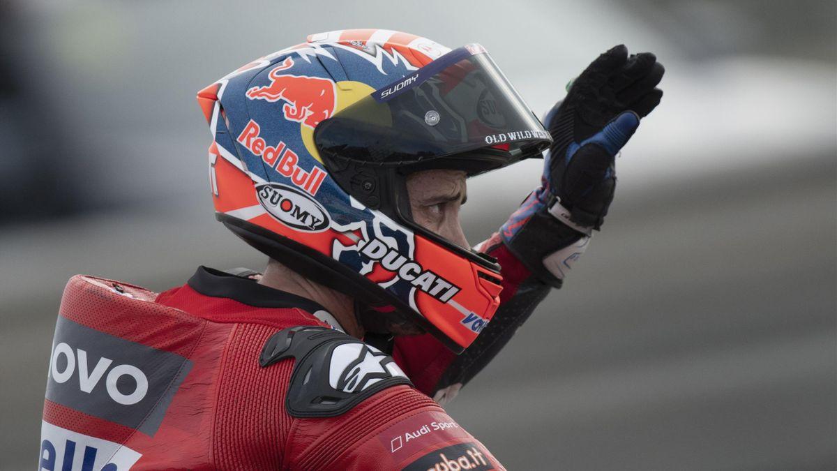 Andrea Dovizioso, Ducati, Getty Images