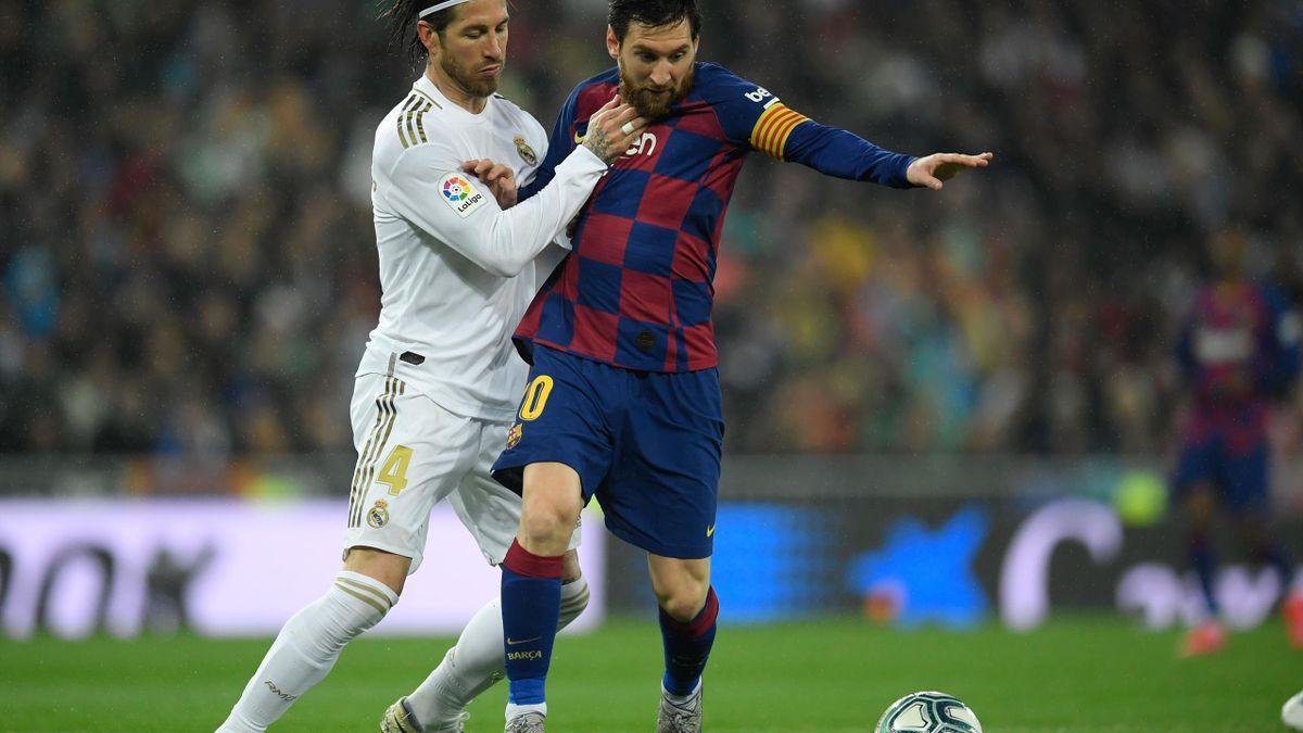 Lionel Messi și Sergio Ramos s-au săturat să fie în echipa care pierde în Champions League
