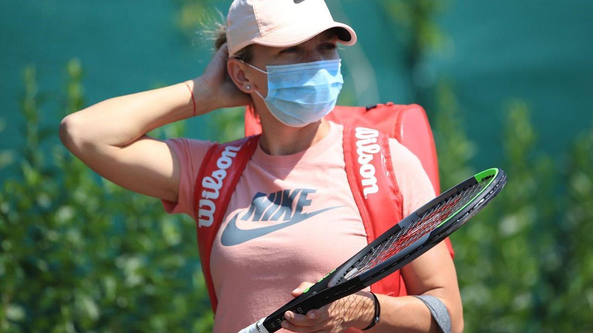 Simona Halep, pregătită de sezonul de zgură