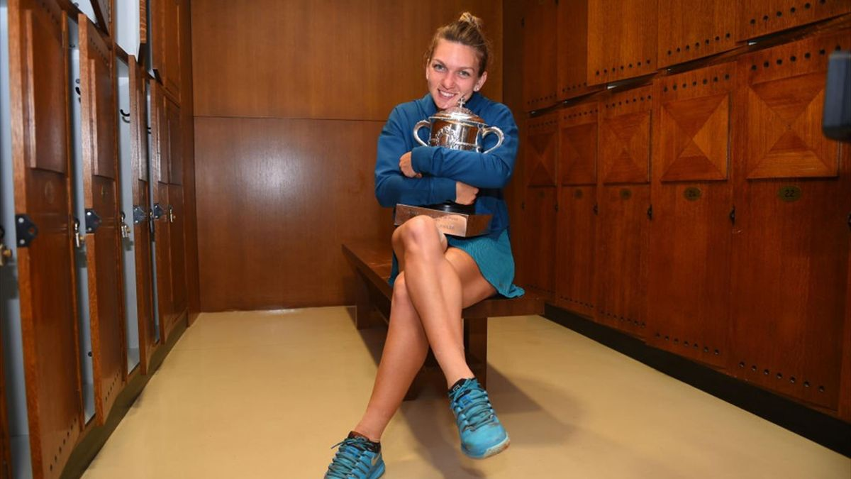 Simona Halep, campioană la Roland Garros 2018