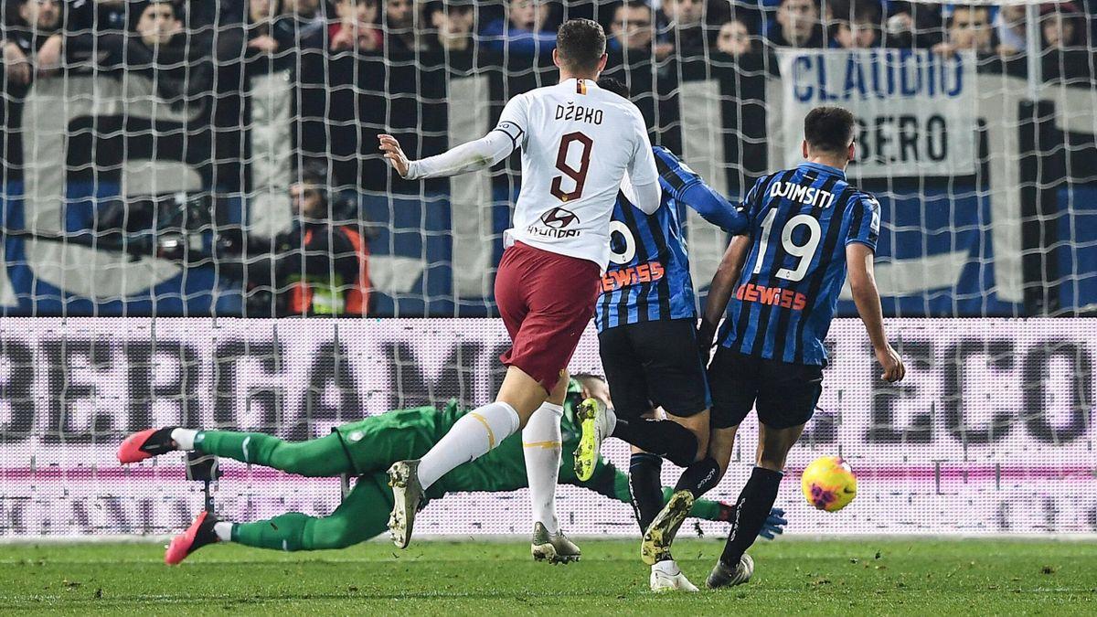 Atalanta Roma In Diretta Tv E Live Streaming Eurosport