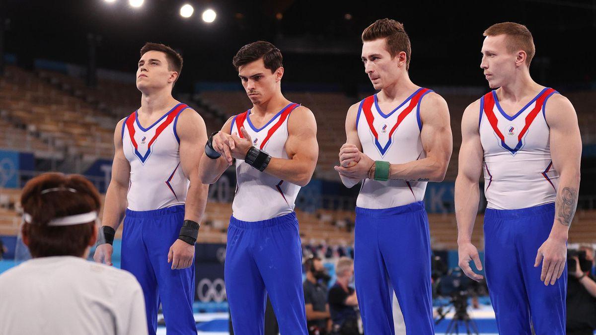 Сборная России по спортивной гимнастике