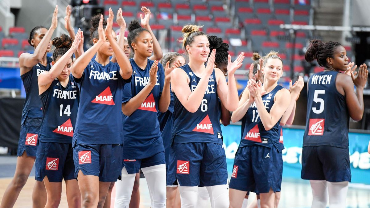 Equipe de France de Basket EUROBASKET 2019