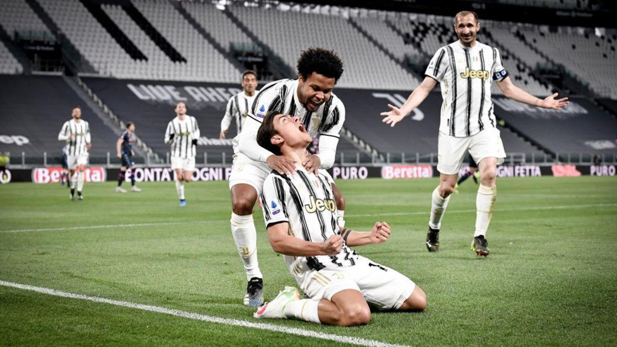 Paulo Dybala traf im Topspiel gegen den SSC Neapel