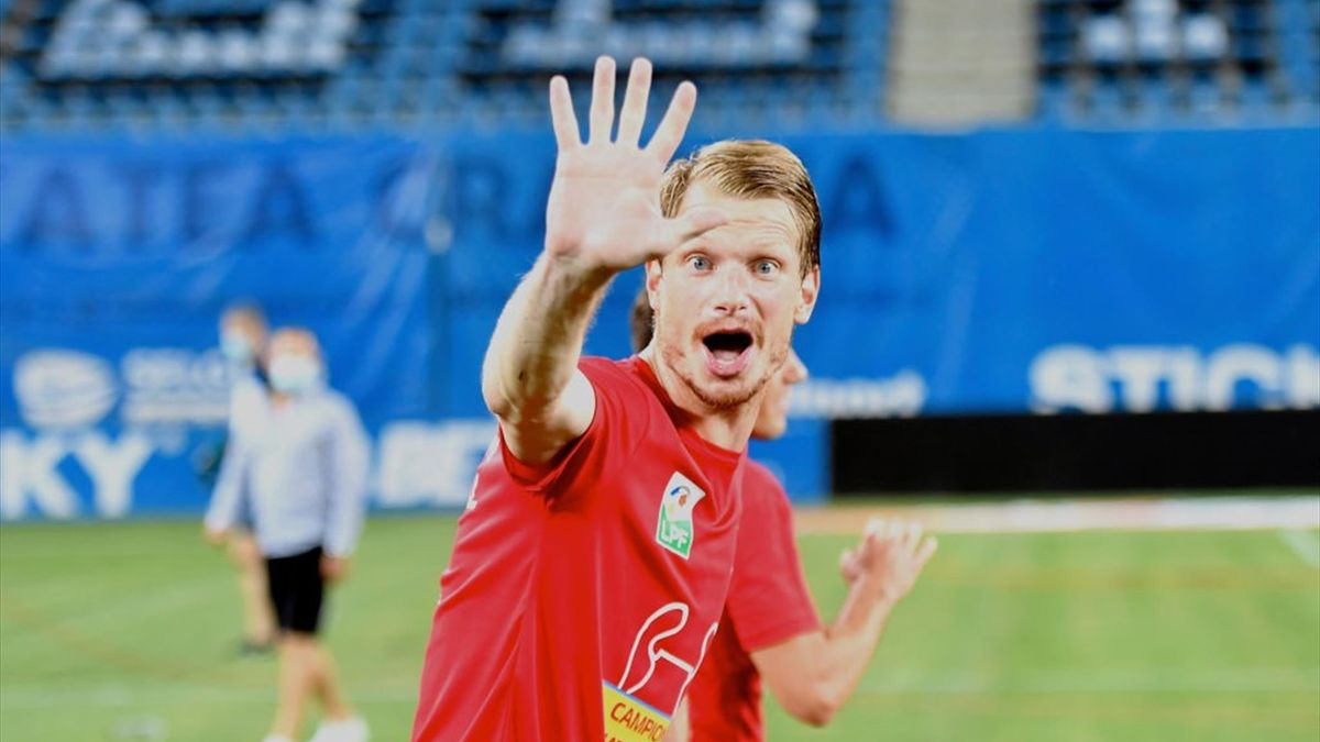 Giedrius Arlauskis a plecat de la CFR Cluj