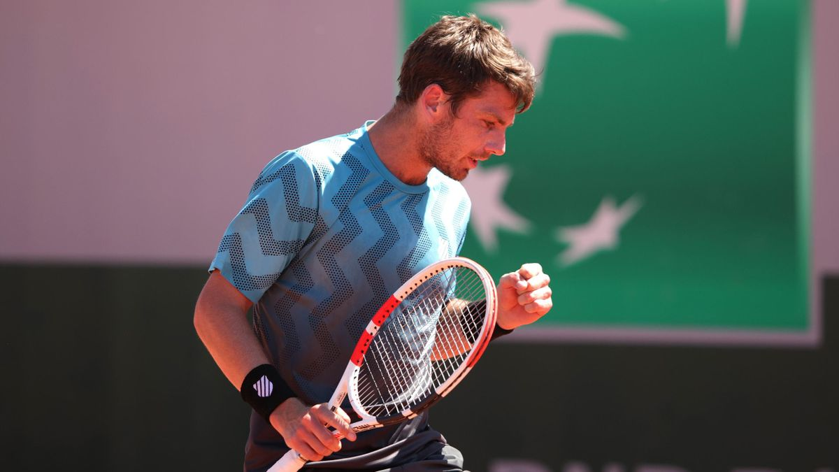 Cameron Norrie is attempting to reach the third round of the French Open for the first time