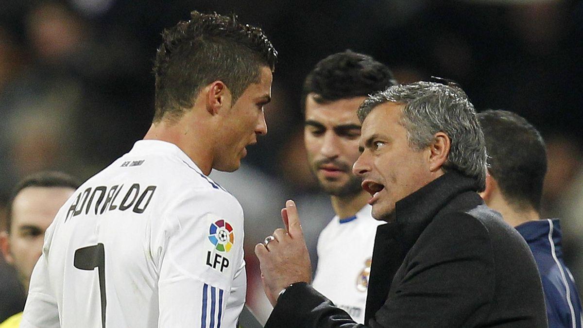 Ronaldo și Mourinho au avut o relație rece în sezonul 2012-2013