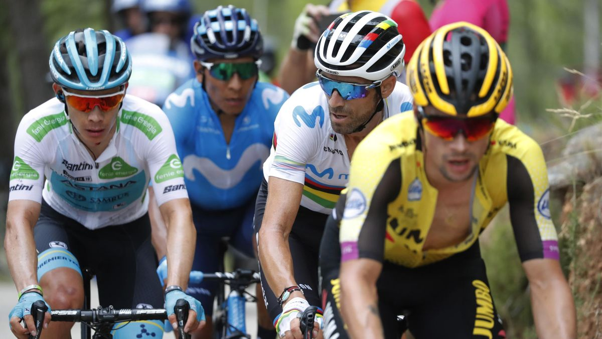 Nairo Quintana Will Be Tough To Stop At Tour De France Says Primoz Roglic Eurosport