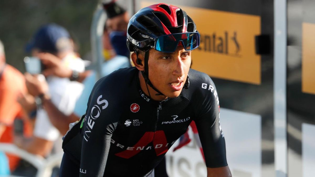 Egan Bernal - Tour de France 2020, stage 15 - Getty Images