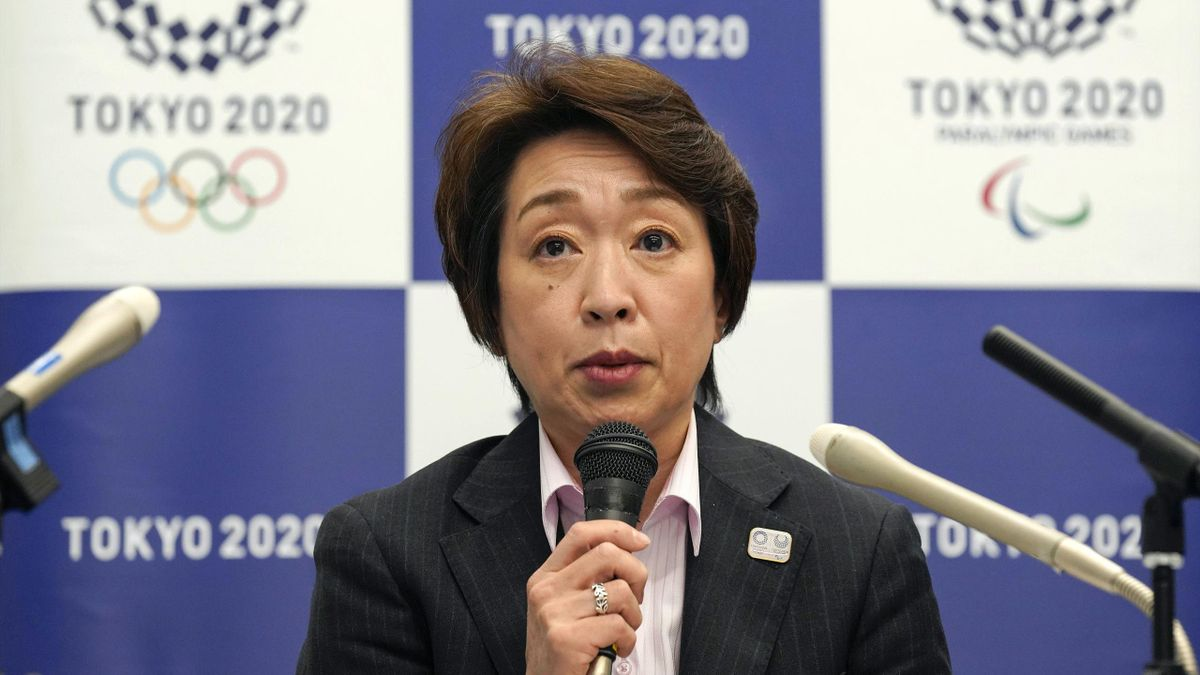 Seiko Hashimoto, President of the Tokyo 2020 Organising Committee