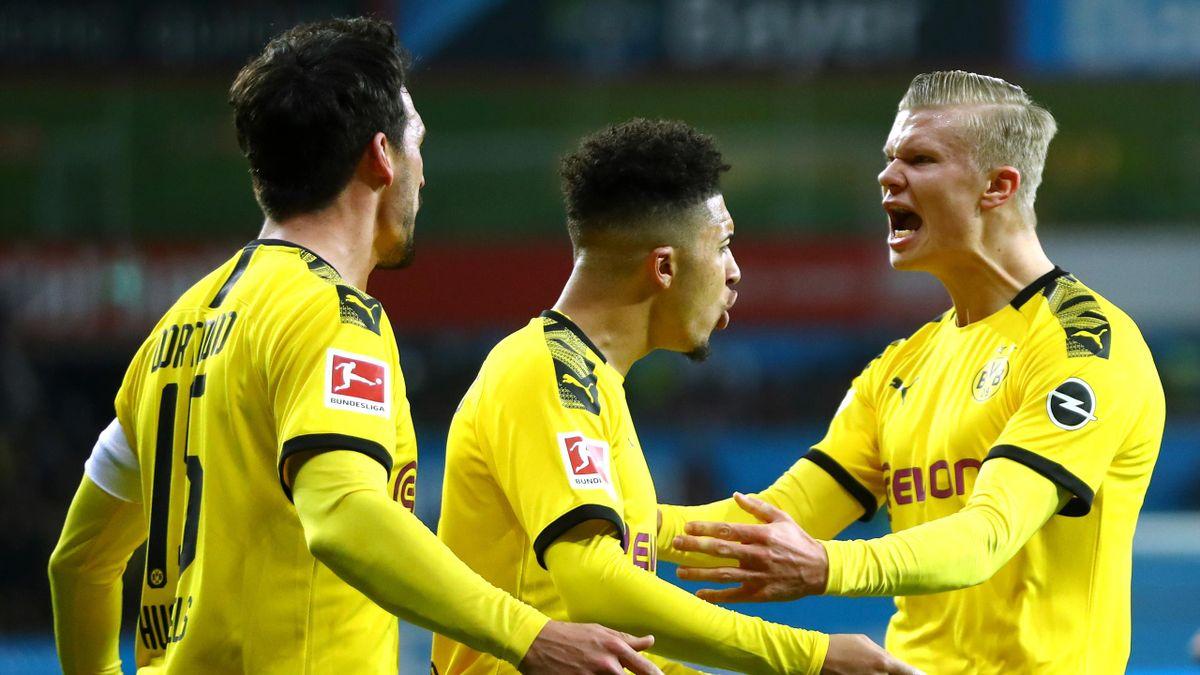 Borussia Dortmund mai are un singur punct peste Leipzig după victoria acesteia de vineri seară, 2-0 cu Hoffenheim