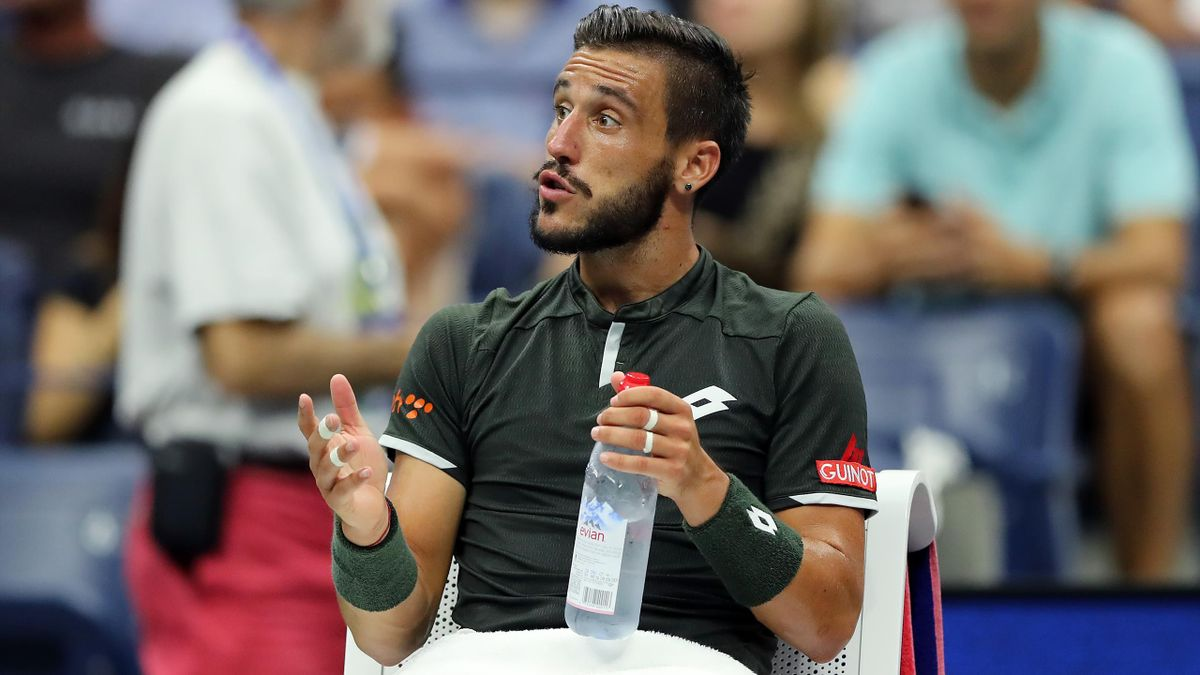 Bosnian player Damir Dzumhur was denied entry for French Open qualifying