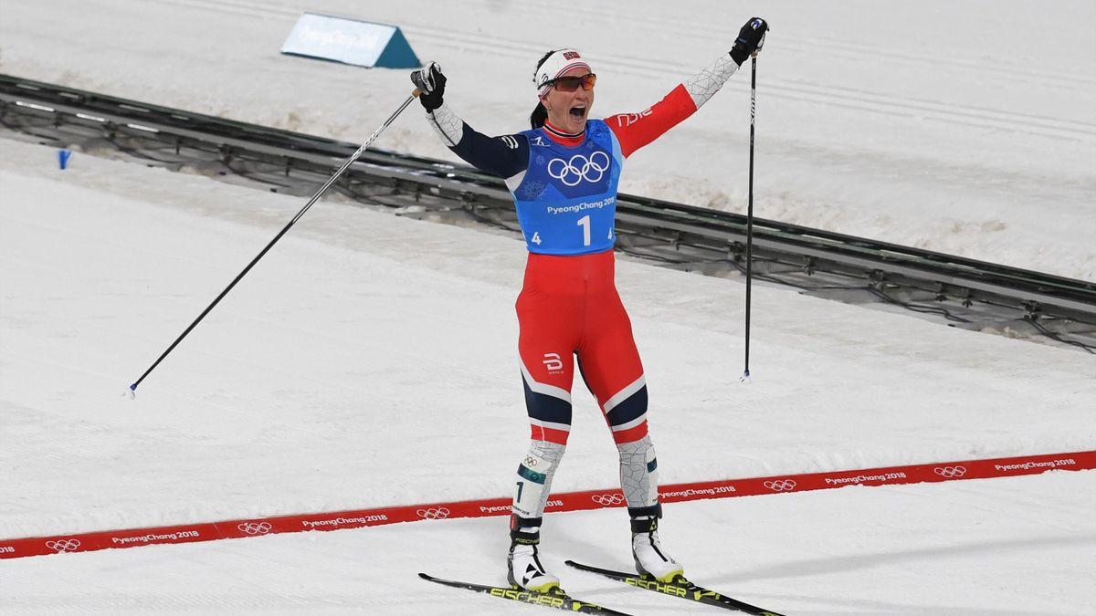 Марит Бьорген, Норвегия, лыжные гонки, Пхёнчхан-2018