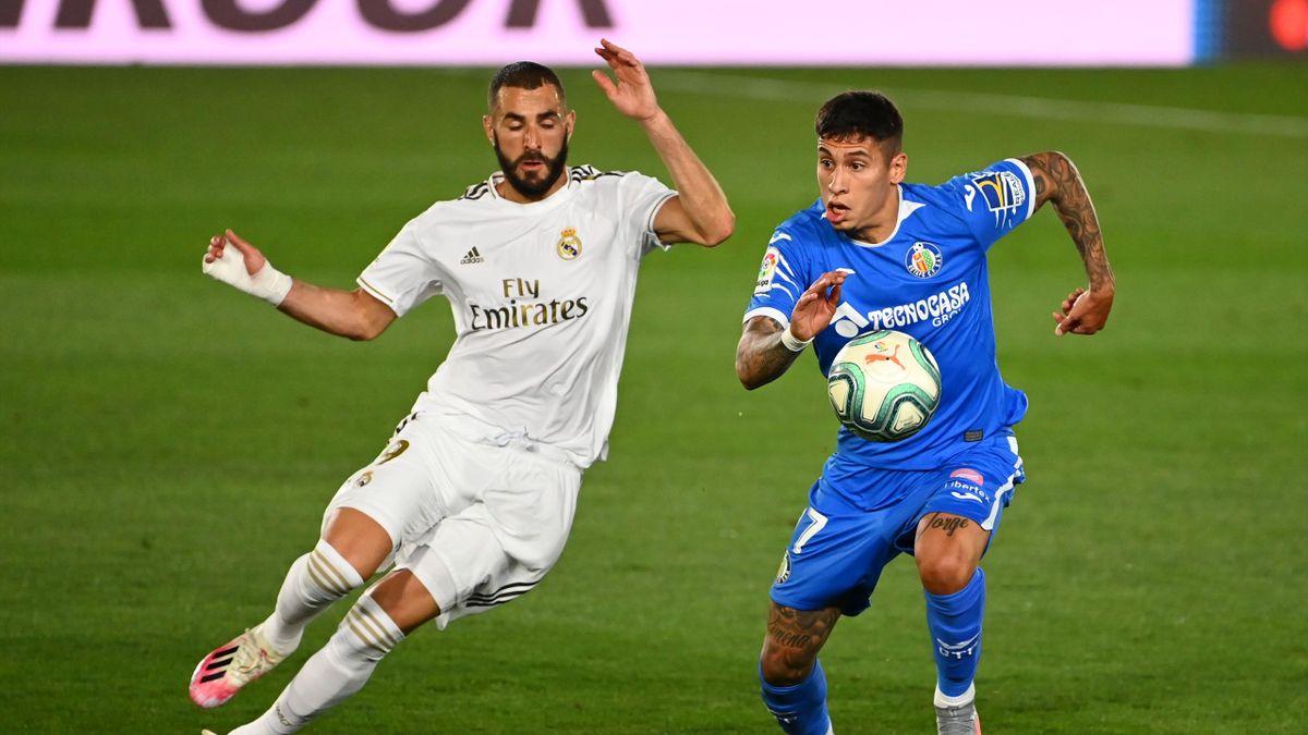 Real Madrid-Getafe partido hoy Liga Santander 2021   Dónde televisan y cómo ver online por internet   A qué hora se juega