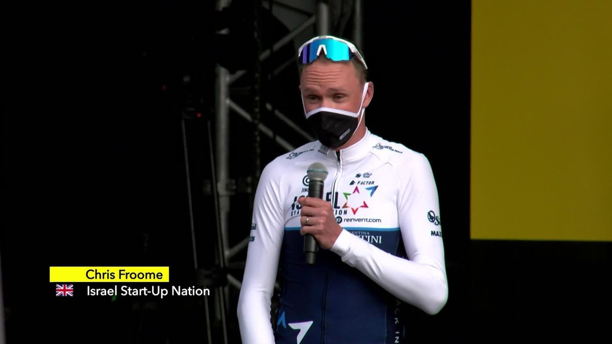 Froome: This moment has been my motivation
