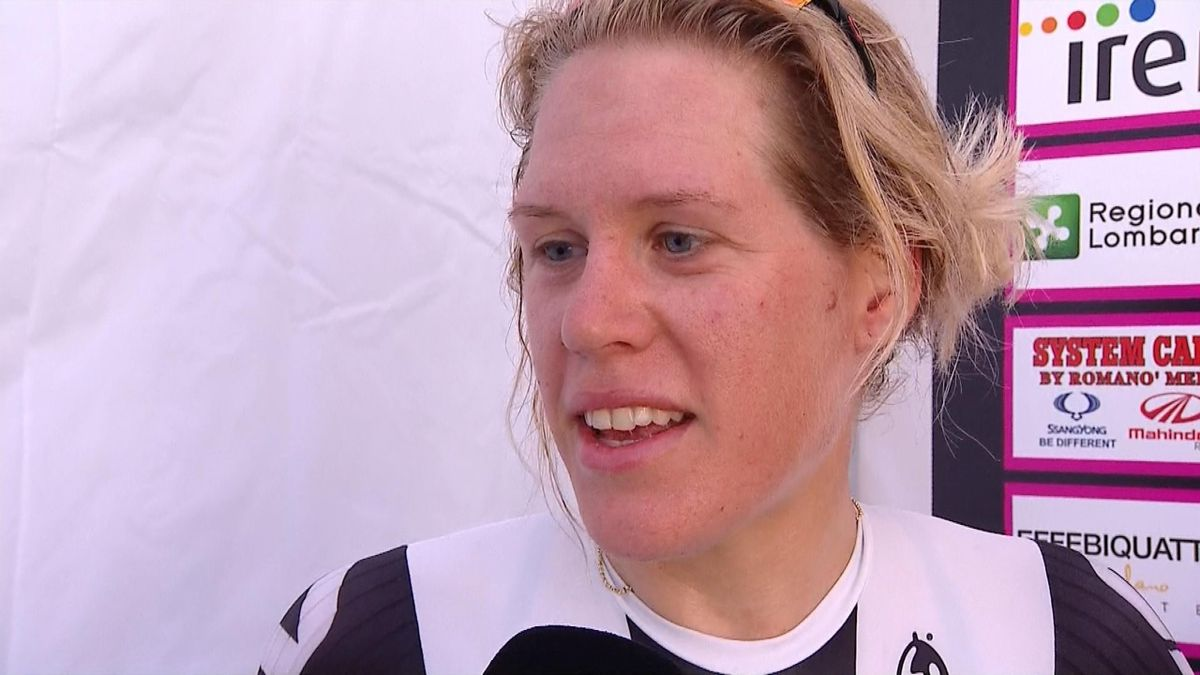 ITW Ellen Van Dijk