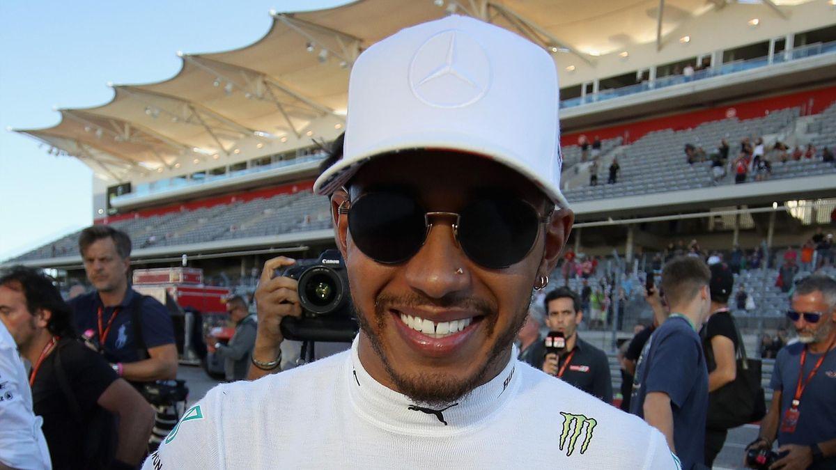 Lewis Hamilton, 2017 F1 world champion.