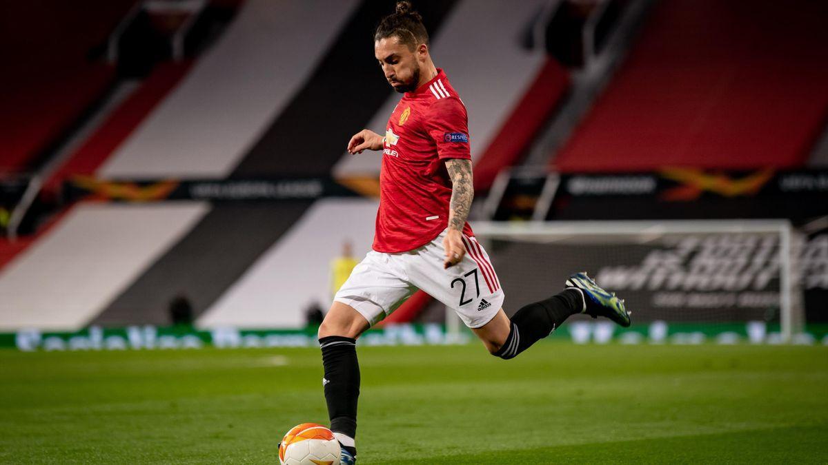 Alex Telles, Manchester United