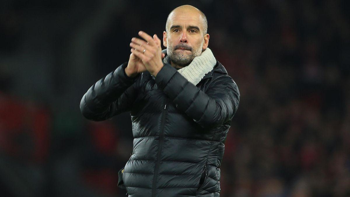 Pep Guardiola (Manchester City)