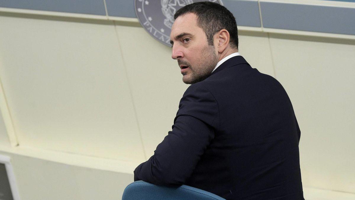 Il ministro dello Sport Vincenzo Spadafora, Imago