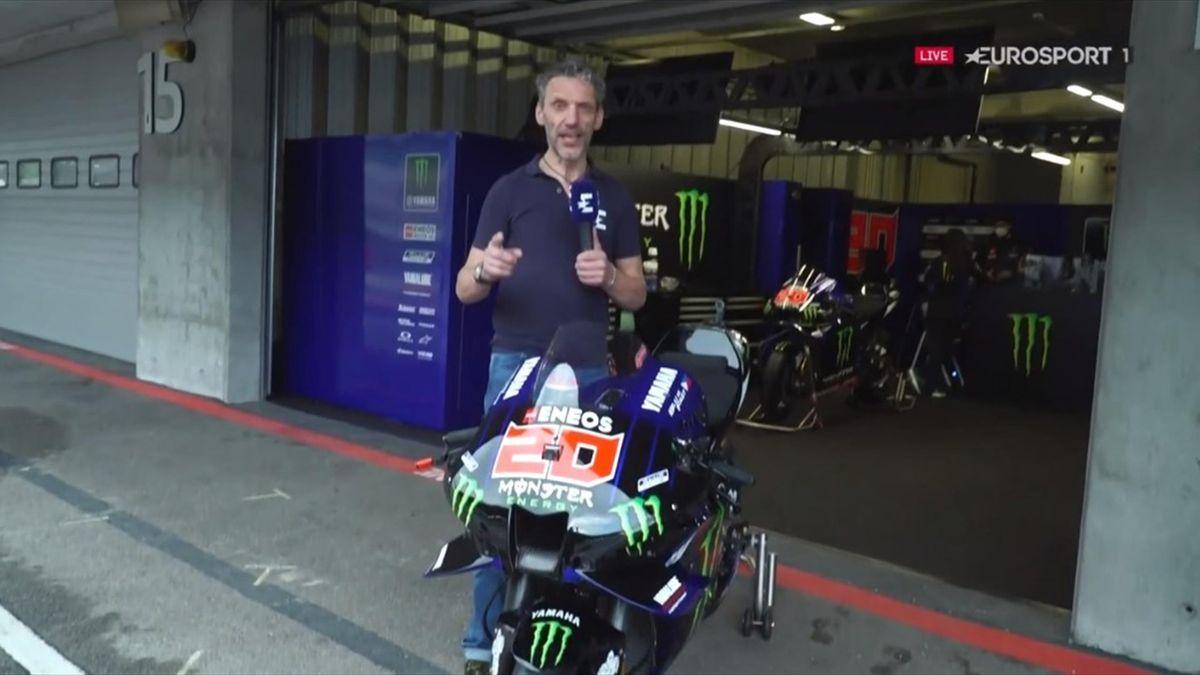 MotoGP Tech | Yamaha R1 2021